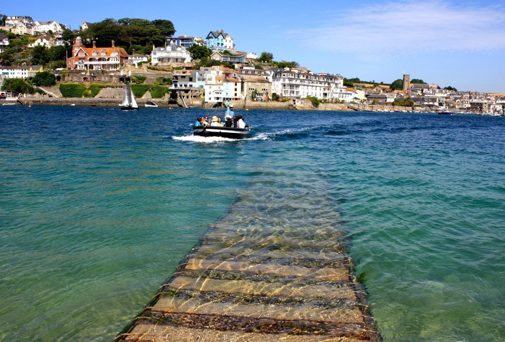 We cover South Devon including Noss Mayo, Dartmouth, Prawle and Salcombe
