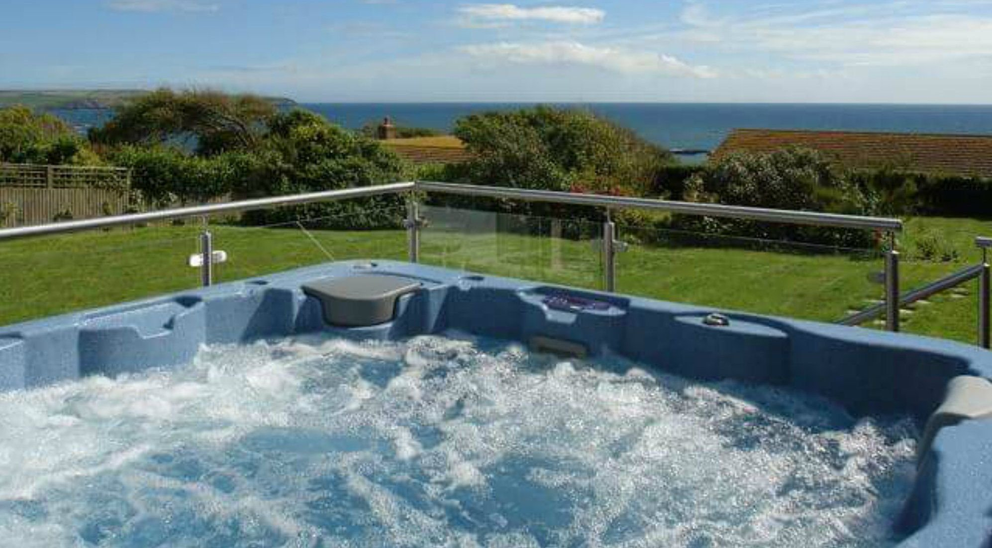 Hot tub and pool maintenance in Salcombe, Kingsbridge, Hope Cove and Bigbury