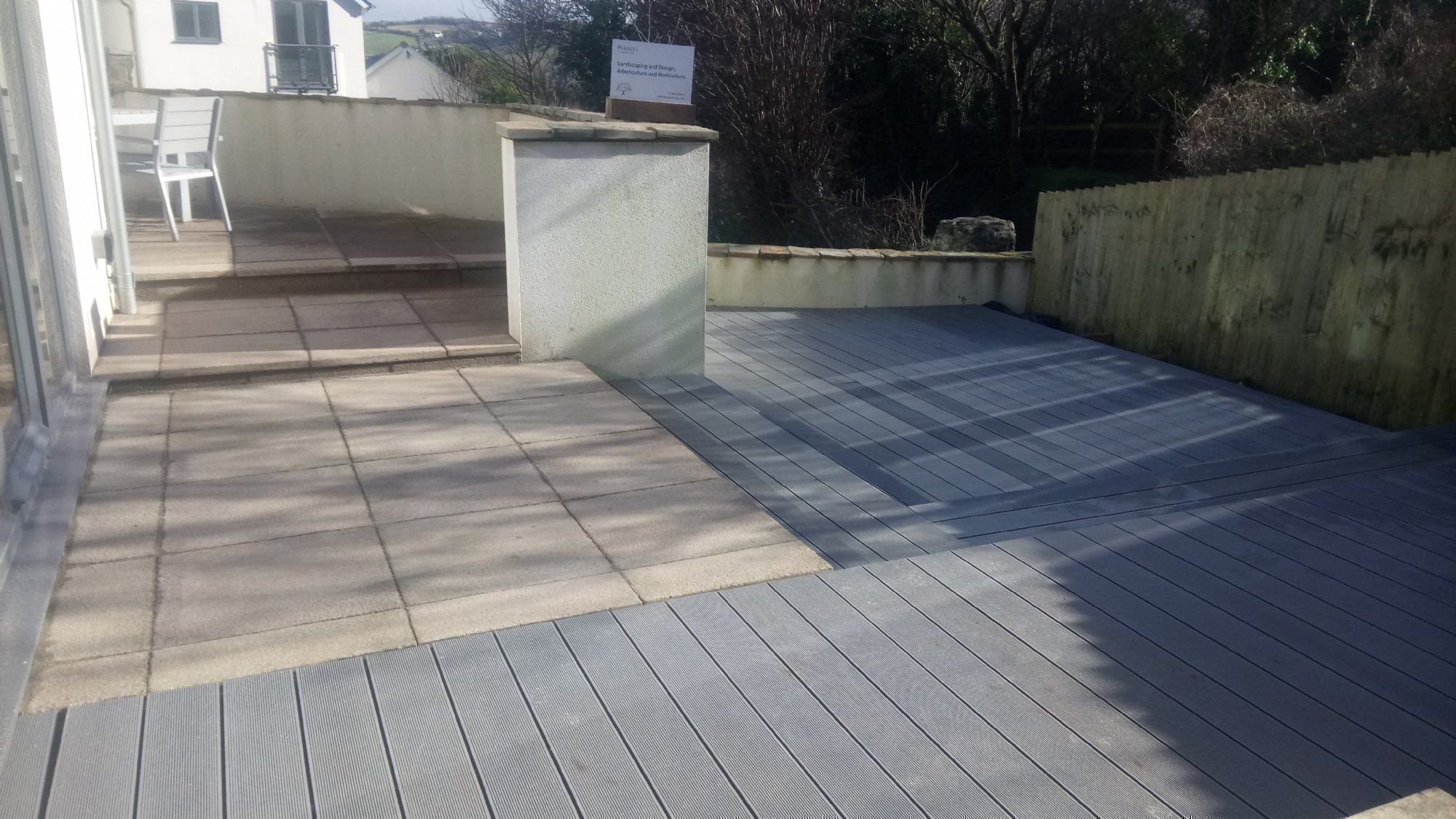 Landscaping services in South Hams with Pebbles of Salcombe