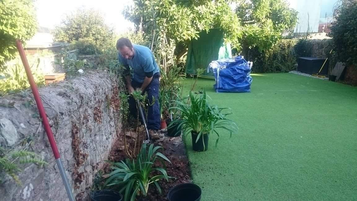 Gardening services for holiday homes in South Devon