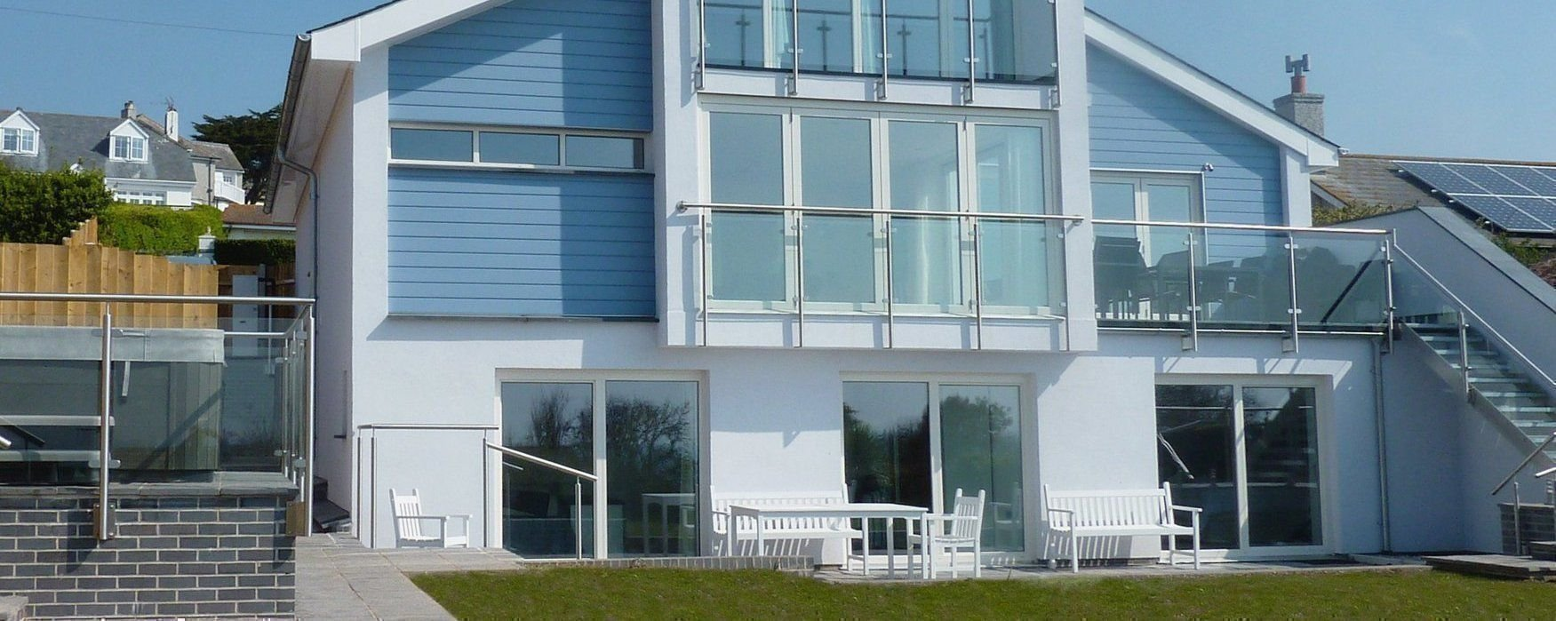 Holiday home property management in Salcombe, South Hams