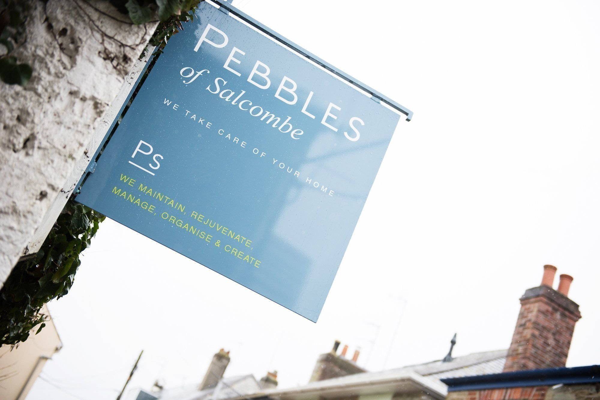 Working at Pebbles of Salcombe